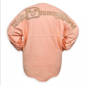 Walt Disney World Rose Gold Spirit Jersey